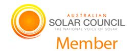 Australian Solar Council Member