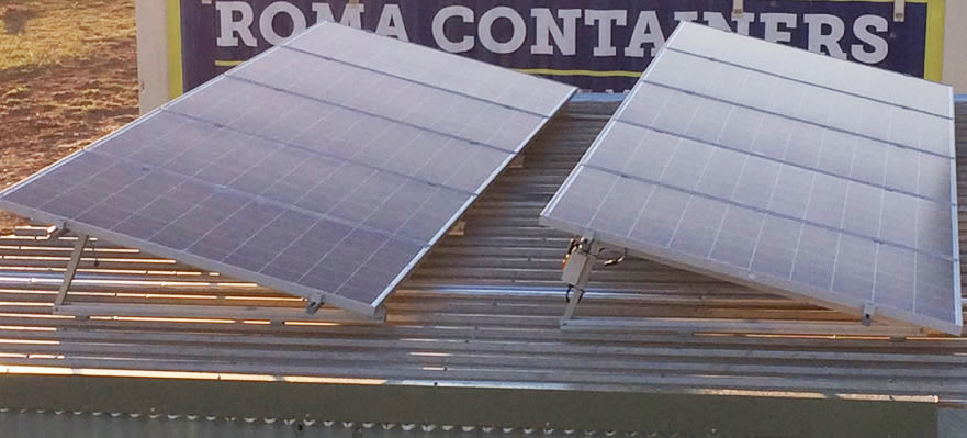 Off-grid-solar-panels